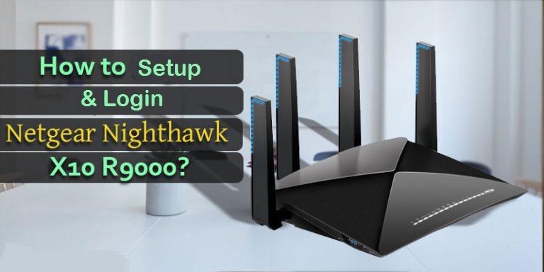 Netgear Nighthawk R9000 Setup