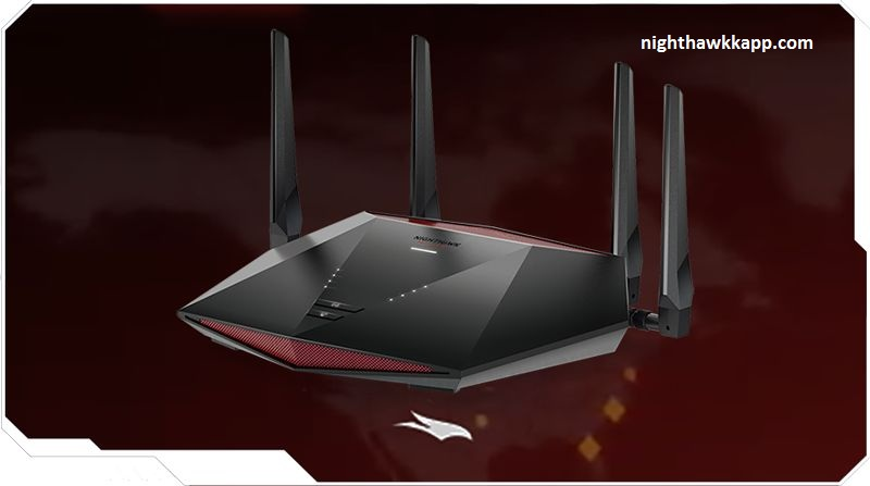 Nighthawk pro gaming router